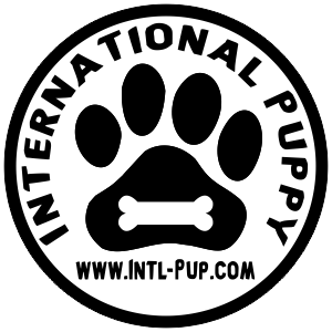 International Puppy Contest Logo